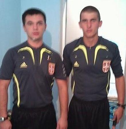 Andjelković (levo)