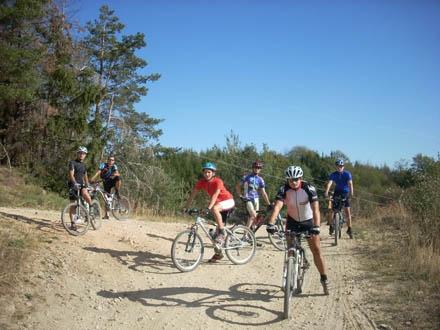 Sa jedne akcije biciklista