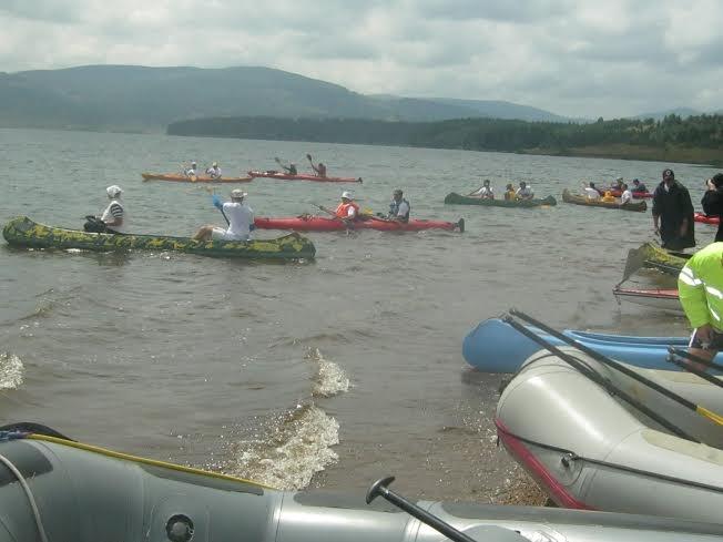 Trka čamaca na Vlasini