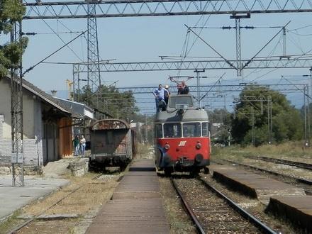 Nesreća se dogodila kod kamppa u Miratovcu FOTO A. Stojković