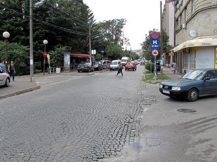 Raskrsnica kod Doma zdravlja: U planu novi izgled FOTO D. Ristić/OK Radio