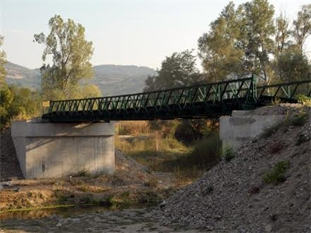 Obnova mosta koštala šest miliona dinara FOTO vladičinhan.org.rs