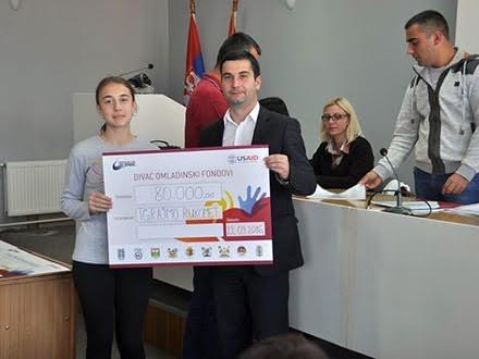 Ukupna suma donacija prelazi milion dinara FOTO haninfo