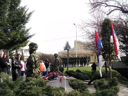 Sa jednog od ranijih obeležavanja stradanja u ratovima. Foto: S. Tasić
