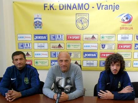 Dinamo na čekanju. Foto: SSGV