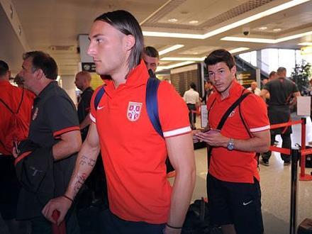 Gudelj će porpisati trogodišnji ugovor; FOTO: A. Dimitrijević