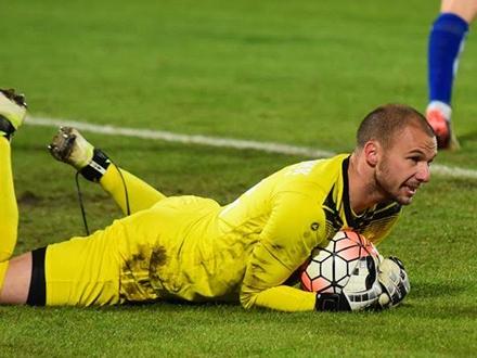 Ognjen Čančarević. Foto: FK Radnik