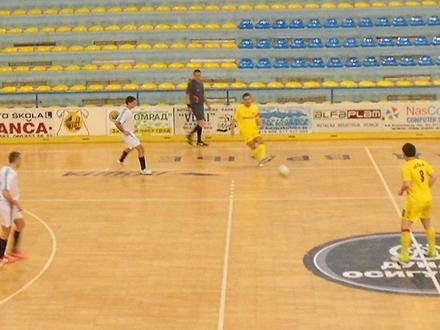 Futsal završen podelom nagrada. Foto: SSGV, ilustracija