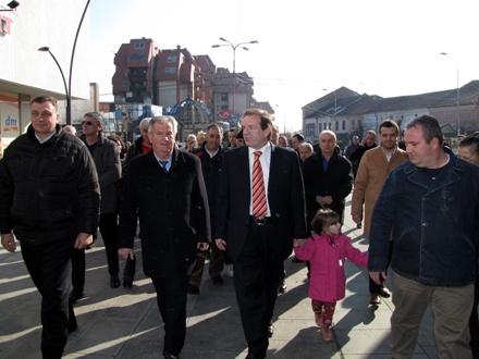 Karić: Mi smo vredan narod FOTO: D. Ristić/OK Radio