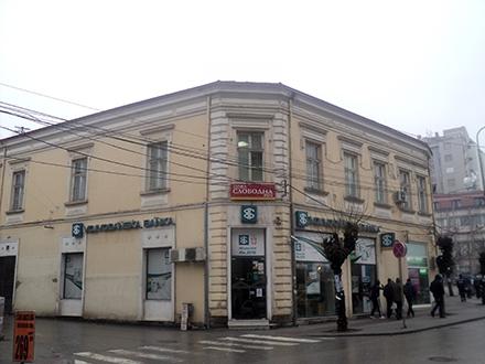 Kancelarije na spratu koje čekaju službenike. Foto: S.Tasić/OK Radio