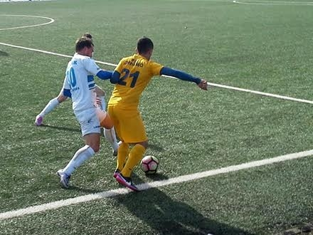 Detalj saa utakmice dva rivala FOTO FK Radnik