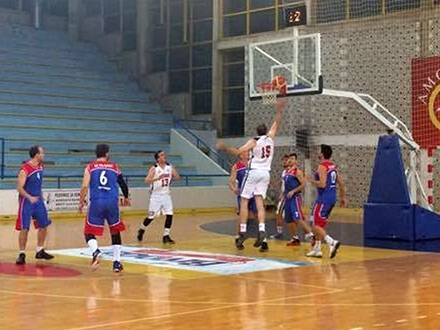 Presudila trojka u poslednjim sekundama FOTO: sportski savez grada Vranja