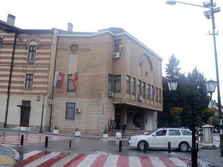 Grad Vranje: Šta je radilo obezbeđenje? FOTO OK Radio