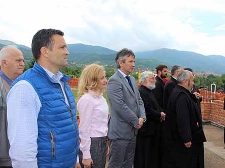 Posle šest godina ponovo se radi na Bunuševcu. Foto: vranje.org.rs