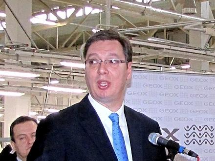 Vučić ima poverenje u novu Vladu. Foto: OK Radio