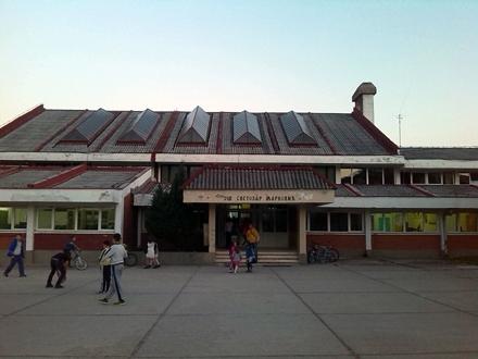 Deca migranti pohađaće Radojevu i Petu školu FOTO: D. Ristić/OK Radio