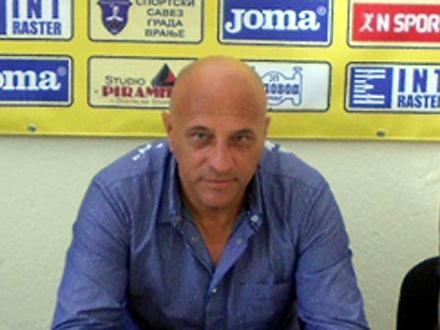 Antić: Gori nam pod nogama FOTO: Sportski savez grada Vranja