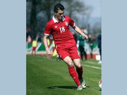 Igor Zlatanović FOTO: FK Radnik