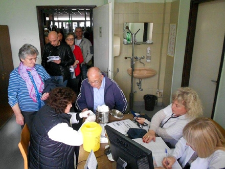 Preventiva i samo preventiva FOTO: Centar za prevenciju DZ Vranje