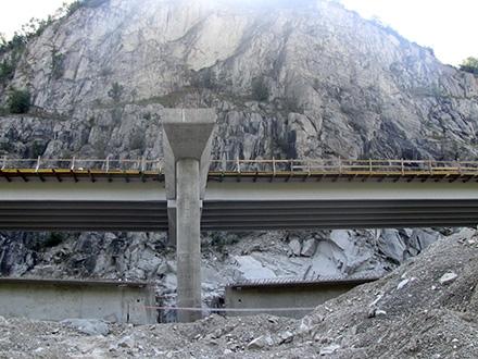 Gradilište novog autoputa. Foto: S.Tasić/OK Radio