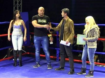 Aleksandar Ilić, najbolji sportista Pčinjskog okruga FOTO: dn 017