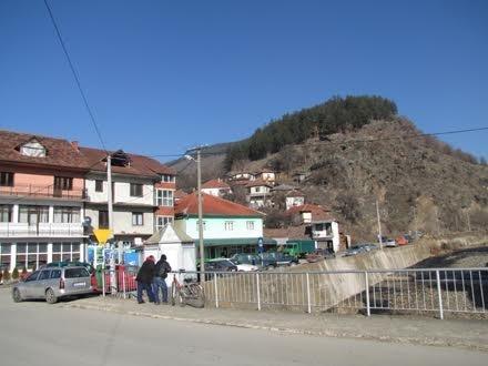 Centar Trgovišta. Foto: S.Tasić/OK Radio