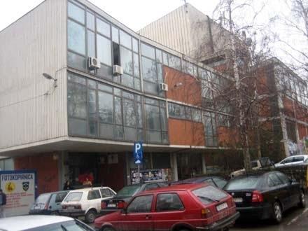 Zgrada doma kulture u Vranju. Foto: OK Radio