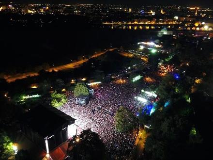 EXIT pobedio u konkurenciji 350 festivala FOTO: Promo