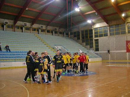 Derbi sezone u Vranju. Foto: RK Vranje