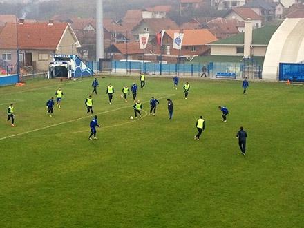 Mitošević u Surdulici do kraja sezone. Foto. FK Radnik