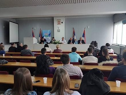Ugovori sa 15 poslodavaca. Foto: Han Info/Z.Cvetković