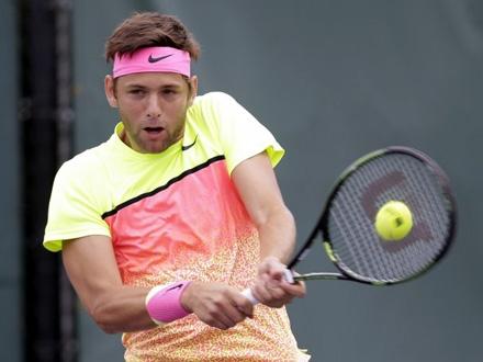 Krajinović u osmini finala turnira u Roterdamu FOTO: AP