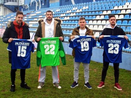 Uspešan prelazni rok za Radnik FOTO: FK Radnik
