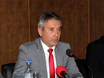 Milenković: Vranje će nastaviti da podržava opštinu Leposavić FOTO: D. Ristić/OK Radio
