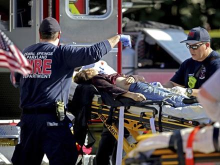 Najgore školske pucnjave u SAD u poslednjih pet godina FOTO: AP