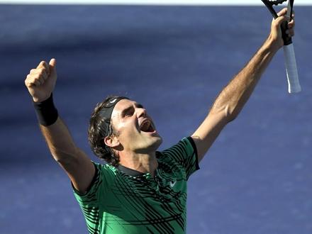 Federer postao najstariji igrač na vrhu ATP liste FOTO: AP