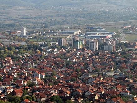 Panorama Vranja. Foto: S.Tasić/OK Radio
