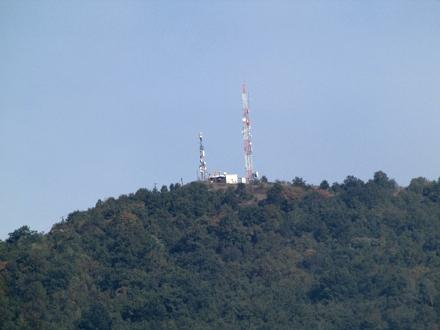 Na Pljačkovicu iznad Vranja sručen tovar municije sa osiromašenim uranijumom FOTO: S. Tasić/OK Radio