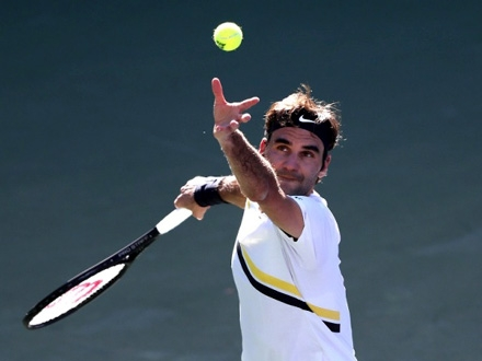 Federer slavio bez većih problema FOTO: EPA-EFE