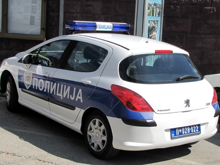 Razbili glavu čoveku pred kućom FOTO: D. Ristić/OK Radio