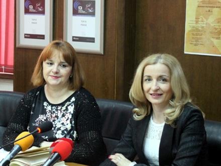 Vesna Petric i Zorica Jović FOTO: OK Radio