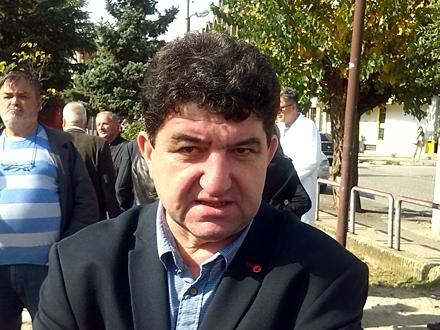Dimitrijević: Na žalost, ponovo dolazim u Vranje FOTO: D. Ristić/OK Radio