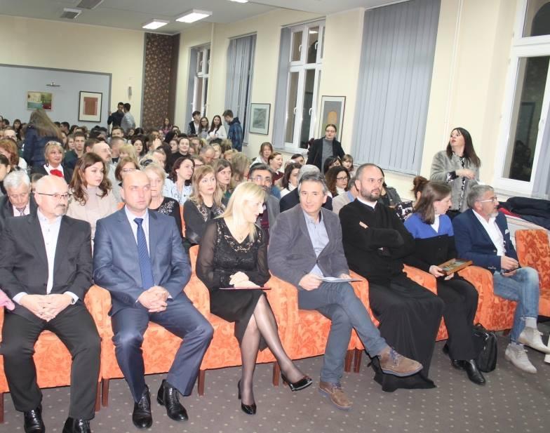 Sa otvaranja Ruskog kutka. Foto: vranje.org.rs
