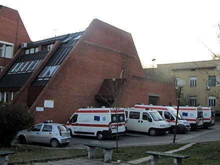 Hitna pomoć u Vranju. Foto: OK Radio