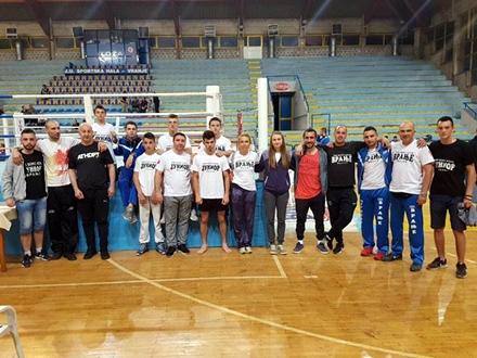U reprezentaciji Srbije će biti i Vranjanaca FOTO: vranje.org.rs