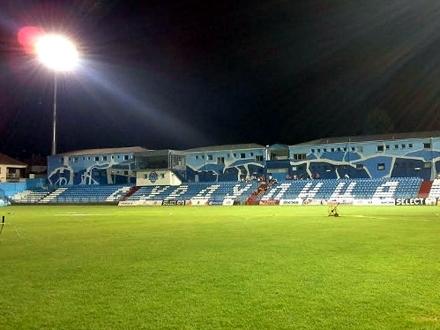 Surdulica u očekivanju fudbalskog spektakla FOTO: FK Radnik