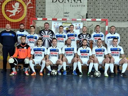 Ekipa koja je ostvarila najnoviji uspeh FOTO: KMF Vranje