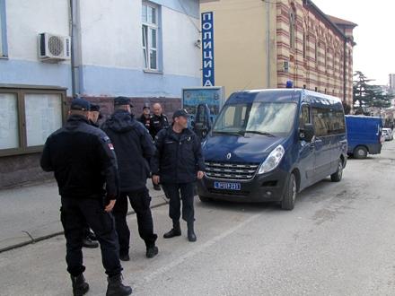 Niz manifestacija za Dan policije FOTO: S. Tasić/OK Radio
