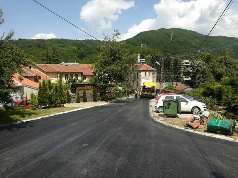 Novi izgled Balkanske. Foto: FB