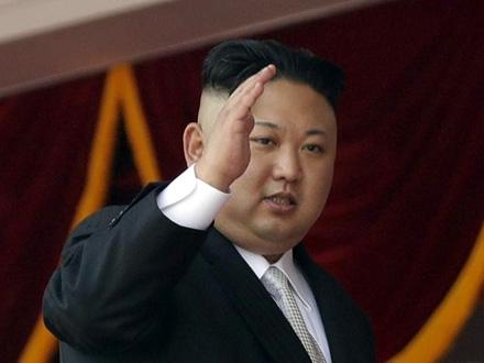 Kim poleteo u jednom od tri aviona FOTO: AP